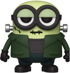 Funko POP de Bob Frankestein Halloween - Los mejores FUNKO POP de Gru, mi villano favorito 3 - Los minions - Despicable Me 3 - Funko POP de películas de cine