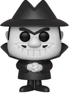 Funko POP de Boris Badenov - Los mejores FUNKO POP de las aventuras de Rocky y Bullwinkle - Los mejores FUNKO POP de series de dibujos animados