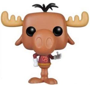 Funko POP de Bullwinkle clásico - Los mejores FUNKO POP de las aventuras de Rocky y Bullwinkle - Los mejores FUNKO POP de series de dibujos animados