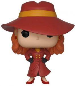 Funko POP de Carmen Sandiego - Los mejores FUNKO POP de Carmen Sandiego - Los mejores FUNKO POP de series de dibujos animados