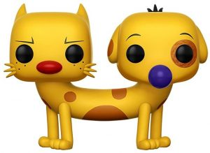 Funko POP de CatDog - Los mejores FUNKO POP de CatDog - Los mejores FUNKO POP de series de dibujos animados