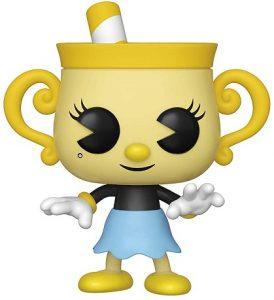 Funko POP de Chalice - Los mejores FUNKO POP del Cuphead - Los mejores FUNKO POP de personajes de videojuegos