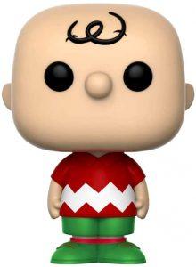 Funko POP de Charlie Brown Navidad - Los mejores FUNKO POP de Peanuts de Snoopy - Los mejores FUNKO POP de series de dibujos animados y tiras cómicas