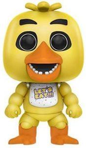 Funko POP de Chica - Los mejores FUNKO POP del Five Nights at Freddy's - Los mejores FUNKO POP de personajes de videojuegos