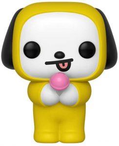 Funko POP de Chimmy - Los mejores FUNKO POP de BT21 - Los mejores FUNKO POP de series de dibujos animados