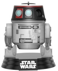 Funko POP de Chopper - Los mejores FUNKO POP de Star Wars Rebels - Los mejores FUNKO POP de personajes de Star Wars y de la serie de Rebels