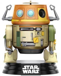 Funko POP de Chopper clásico - Los mejores FUNKO POP de Star Wars Rebels - Los mejores FUNKO POP de personajes de Star Wars y de la serie de Rebels