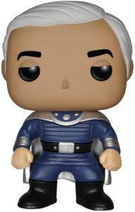 Funko POP de Comandante Adama - Los mejores FUNKO POP de Battlestar Galactica - Funko POP de series de televisión