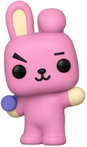 Funko POP de Cooky - Los mejores FUNKO POP de BT21 - Los mejores FUNKO POP de series de dibujos animados