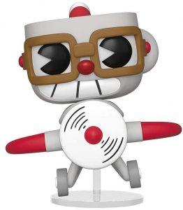 Funko POP de Cuphead en avión - Los mejores FUNKO POP del Cuphead - Los mejores FUNKO POP de personajes de videojuegos