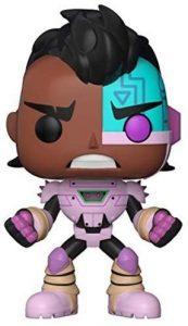 Funko POP de Cyborg - Los mejores FUNKO POP de Teen Titans Go - Los mejores FUNKO POP de series de dibujos animados