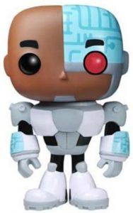 Funko POP de Cyborg clásico - Los mejores FUNKO POP de Teen Titans Go - Los mejores FUNKO POP de series de dibujos animados