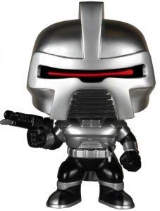 Funko POP de Cylon Centurion clásico - Los mejores FUNKO POP de Battlestar Galactica - Funko POP de series de televisión