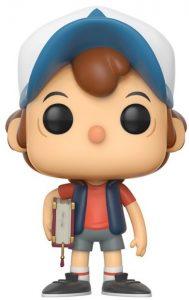 Funko POP de Dipper Pines - Los mejores FUNKO POP de Gravity Falls de Disney - Los mejores FUNKO POP de series de dibujos animados