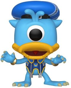Funko POP de Donald de Monstruos S.A. - Los mejores FUNKO POP del Kingdom Hearts - Los mejores FUNKO POP de personajes de videojuegos