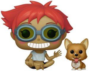 Funko POP de Ed y Ein - Los mejores FUNKO POP de Cowboy Bebop - Los mejores FUNKO POP de anime
