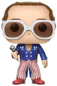 Funko POP de Elton John Red, white and blue - Los mejores FUNKO POP de Elton John - Los mejores FUNKO POP de grupos musicales - FUNKO POP de música