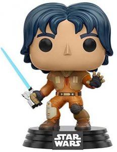 Funko POP de Ezra - Los mejores FUNKO POP de Star Wars Rebels - Los mejores FUNKO POP de personajes de Star Wars y de la serie de Rebels