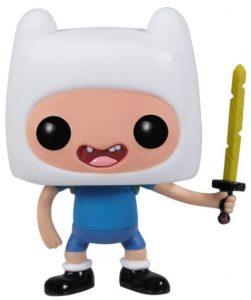 Funko POP de Finn con espada exclusivo - Los mejores FUNKO POP de Hora de Aventuras - Adventure Time - Los mejores FUNKO POP de series de dibujos animados