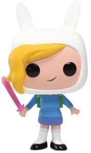 Funko POP de Fionna - Los mejores FUNKO POP de Hora de Aventuras - Adventure Time - Los mejores FUNKO POP de series de dibujos animados