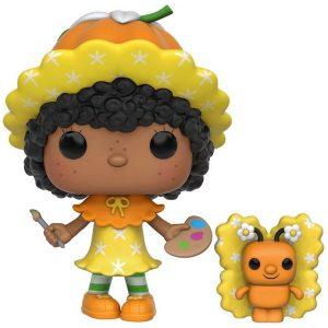 Funko POP de Flori Naranja - Orange Blossom & Marmalade - Los mejores FUNKO POP de Tarta de Fresa - Strawberry Shortcake - Los mejores FUNKO POP de series de dibujos animados