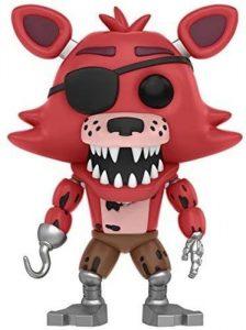 Funko POP de Foxy el pirata - Los mejores FUNKO POP del Five Nights at Freddy's - Los mejores FUNKO POP de personajes de videojuegos