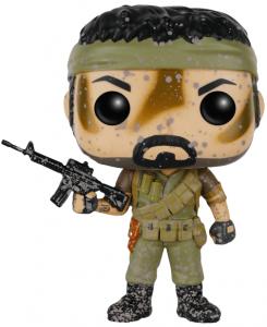 Funko POP de Frank Woods - Los mejores FUNKO POP del Call of Duty - Los mejores FUNKO POP de personajes de videojuegos y de series de TV de Netflix
