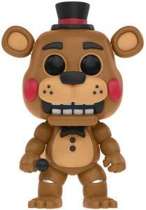 Funko POP de Freddy Toy - Los mejores FUNKO POP del Five Nights at Freddy's - Los mejores FUNKO POP de personajes de videojuegos