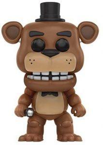 Funko POP de Freddy clásico - Los mejores FUNKO POP del Five Nights at Freddy's - Los mejores FUNKO POP de personajes de videojuegos