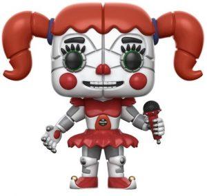 Funko POP de Funtime Baby - Los mejores FUNKO POP del Five Nights at Freddy's - Los mejores FUNKO POP de personajes de videojuegos