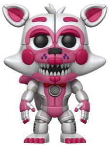 Funko POP de Funtime Foxy clásico - Los mejores FUNKO POP del Five Nights at Freddy's - Los mejores FUNKO POP de personajes de videojuegos