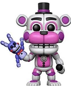 Funko POP de Funtime Freddy - Los mejores FUNKO POP del Five Nights at Freddy's - Los mejores FUNKO POP de personajes de videojuegos