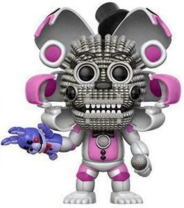 Funko POP de Funtime Freddy exclusivo chase - Los mejores FUNKO POP del Five Nights at Freddy's - Los mejores FUNKO POP de personajes de videojuegos