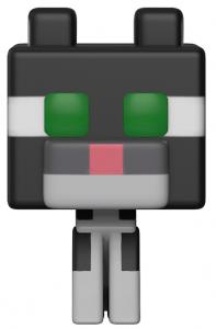 Funko POP de Gato con traje - Los mejores FUNKO POP del Minecraft - Los mejores FUNKO POP de personajes de videojuegos