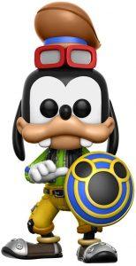 Funko POP de Goofy - Los mejores FUNKO POP del Kingdom Hearts - Los mejores FUNKO POP de personajes de videojuegos