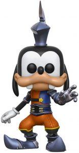 Funko POP de Goofy con armadura - Los mejores FUNKO POP del Kingdom Hearts 3 - Los mejores FUNKO POP de personajes de videojuegos