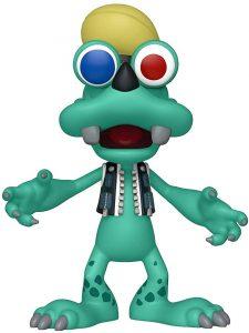 Funko POP de Goofy de Monstruos S.A. - Los mejores FUNKO POP del Kingdom Hearts - Los mejores FUNKO POP de personajes de videojuegos