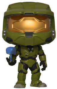 Funko POP de Halo Master Chief with Cortana - Los mejores FUNKO POP del Halo - Los mejores FUNKO POP de personajes de videojuegos y de series de TV de Netflix