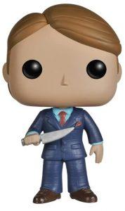 Funko POP de Hannibal Lecter serie - Los mejores FUNKO POP de la serie de Hannibal - Funko POP de series de Televisión