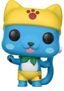 Funko POP de Happy nadar - Los mejores FUNKO POP de Fairy Tail - Cola de Hada - Los mejores FUNKO POP de anime