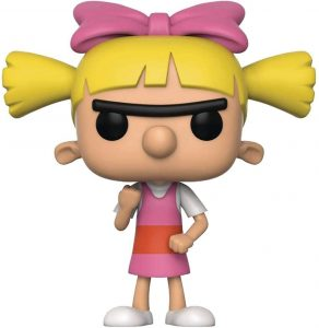 Funko POP de Helga Pataky - Los mejores FUNKO POP de Hey Arnold - Los mejores FUNKO POP de series de dibujos animados