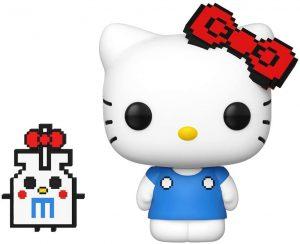 Funko POP de Hello Kitty 8 bit- Los mejores FUNKO POP de Hello Kitty - Los mejores FUNKO POP de series de dibujos animados, películas animadas