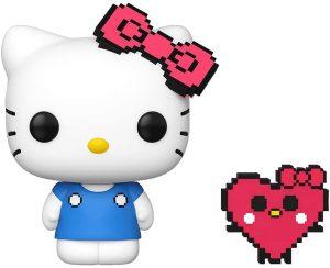 Funko POP de Hello Kitty 8 bit chase exclusivo - Los mejores FUNKO POP de Hello Kitty - Los mejores FUNKO POP de series de dibujos animados, películas animadas