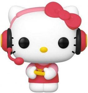 Funko POP de Hello Kitty con gamer - Los mejores FUNKO POP de Hello Kitty - Los mejores FUNKO POP de series de dibujos animados, películas animadas