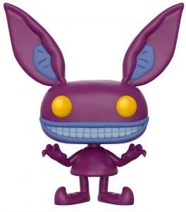 Funko POP de Ickis - Los mejores FUNKO POP de Aaahh!!! Monstruos - Aaahh!!! Real Monsters - Los mejores FUNKO POP de series de dibujos animados