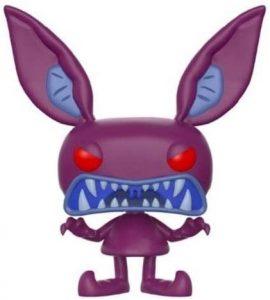 Funko POP de Ickis exclusivo - Los mejores FUNKO POP de Aaahh!!! Monstruos - Aaahh!!! Real Monsters - Los mejores FUNKO POP de series de dibujos animados