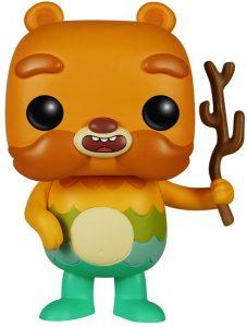 Funko POP de Impossibear - Los mejores FUNKO POP de Guerreros Valientes - Bravest Warriors - Los mejores FUNKO POP de series de dibujos animados