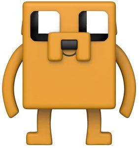 Funko POP de Jake Minecraft - Los mejores FUNKO POP de Hora de Aventuras - Adventure Time - Los mejores FUNKO POP de series de dibujos animados