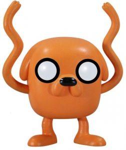 Funko POP de Jake brazos locos - Los mejores FUNKO POP de Hora de Aventuras - Adventure Time - Los mejores FUNKO POP de series de dibujos animados