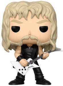 Funko POP de James Hetfield - Los mejores FUNKO POP de Metallica - Los mejores FUNKO POP de grupos musicales - FUNKO POP de música